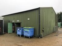 Equestrian Centre Tack Room