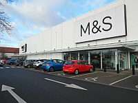 Marks and Spencer Abbey Centre Belfast