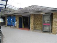 Cuffley Station