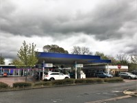Tesco Corstorphine Extra Petrol Station