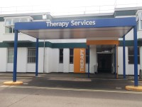 Therapy Services Entrance
