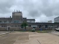 Department of Physics (Mott Building)