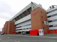 Kenny Dalglish Stand - Upper Tier
