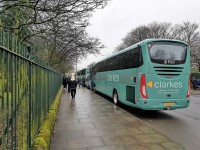 Home and Away Coach Drop-Off (Priory Road) to Goodison Park
