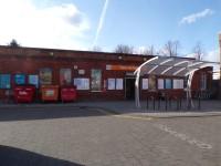 Bush Hill Park Station