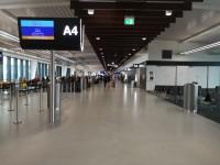 Terminal 2 Departure Gates A1 to A12