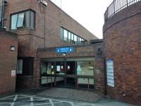 Outpatients Clinic 11 Entrance