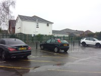 Harewood College Car Park to the Vitality Stadium
