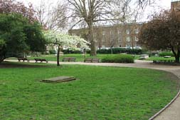 St Mary's Church Garden
