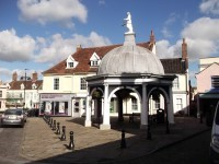 Route - Eastern Bungay Town Trail