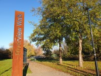 Waterlink Way - Riverview Walk and River Pool Linear Park Route Plan