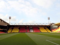 Vicarage Road Stand - Family Section