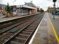 Elmswell Railway Station