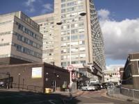 Royal Hallamshire Hospital - Main Hospital Building