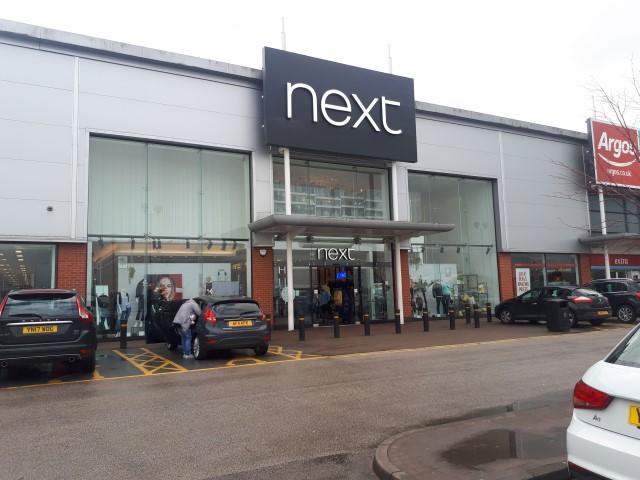 Next - Barnsley - Cortonwood