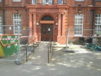 Bethnal Green Library