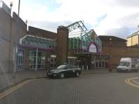 Sovereign Shopping Centre Car Park to the Vitality Stadium