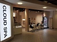 Cloud Spa - Departures Lounge