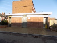 Paddock Wood Public Car Park East and Toilets