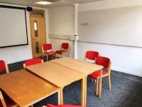 Foster Court, Classroom 215