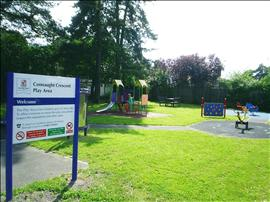 Connaught Crescent Play Area