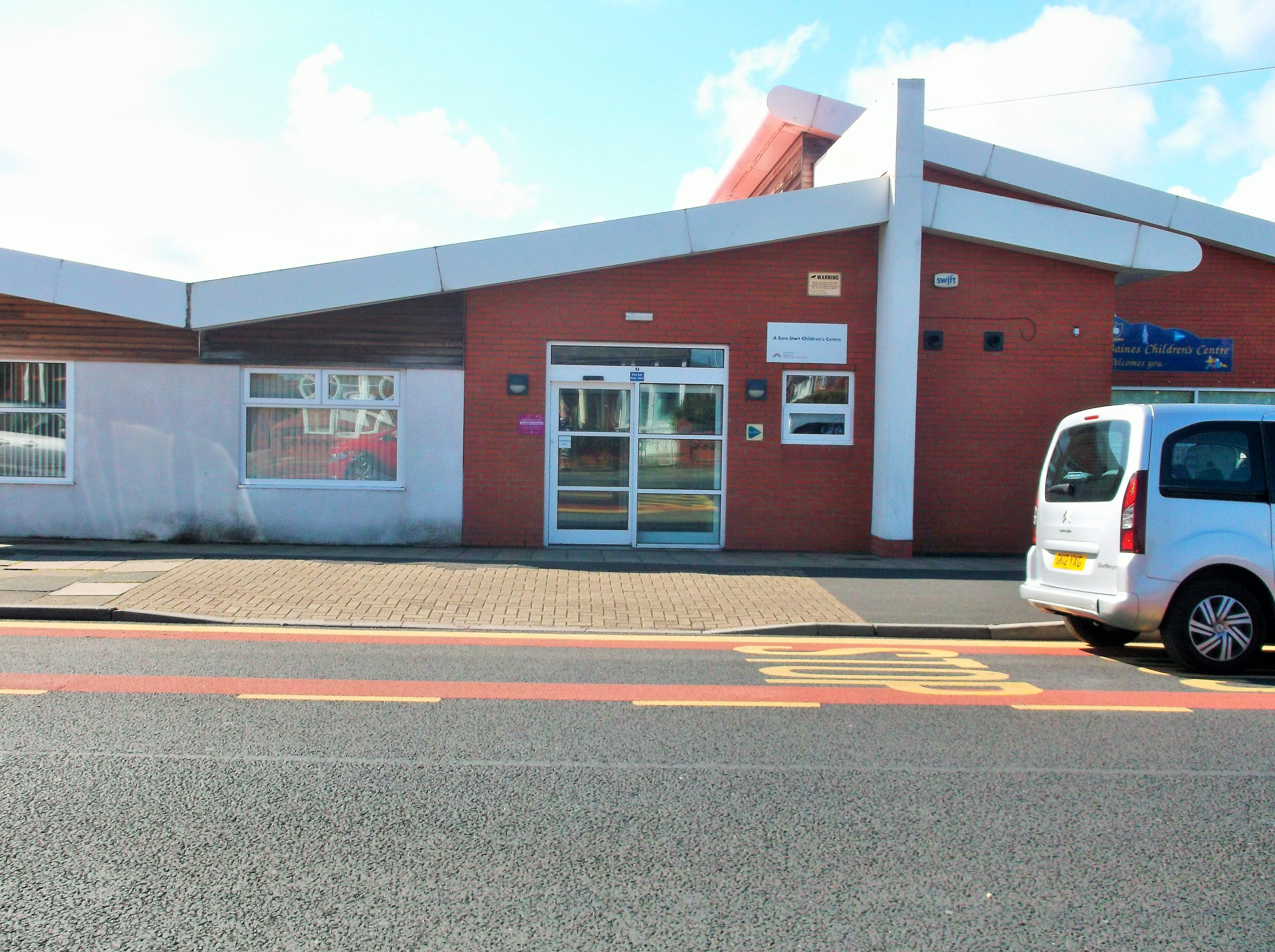 Baines Endowed Children's Centre