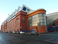 Bill Struth Main Stand East Concourse