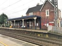 Alsager Station
