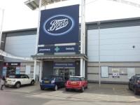 Boots Durham City Retail Park Accessable