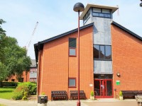 Colin Greenhalgh Building