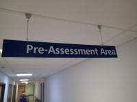 Pre-Assessment Department