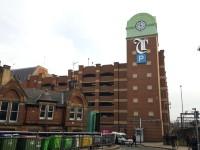 Trinity Leeds - Car Park