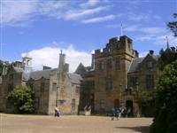 Scotney Castle - House
