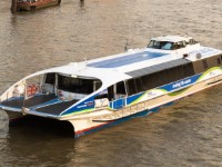 MBNA Thames Clippers - Hunt Class Clippers