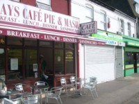 Grays Cafe, Pie n Mash