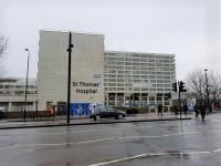 St Thomas' Hospital Main Entrance