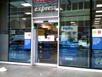 Tesco Aldgate Express