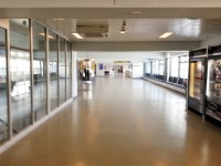 Terminal 1 Departures Gates 1-15 (Pier B)