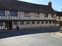 Shakespeare's Schoolroom & Guildhall