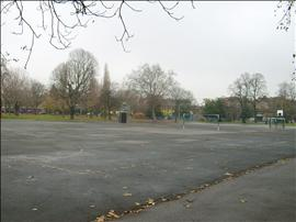 Bethnal Green Open Space