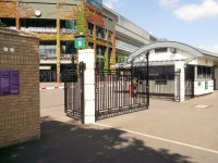 Gate 5 to Centre Court