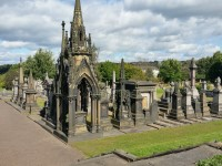 Undercliffe Cemetery Conservation Area