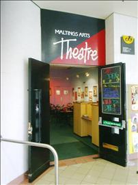 Ovo Maltings Art Theatre