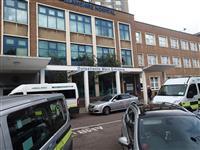 Outpatients Main Building