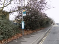 Albert Road North (West Side - Anglesea Terrace) Bus Stop to St Mary's Stadium