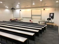 Bedford Way 26, Lecture Theatre LG04