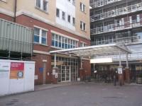 Chandler Wing Entrance