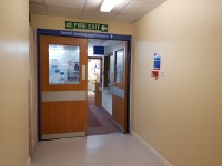 Princess of Wales Community Hospital - Podiatry/Dental
