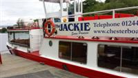 Chester Boat - The Jackie