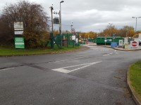 Crewe Household Waste and Recycling Centre